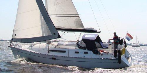 Luxus segelyacht holz  Ein Segelboot oder Motorboot mieten Sie bei Maran in Friesland ...